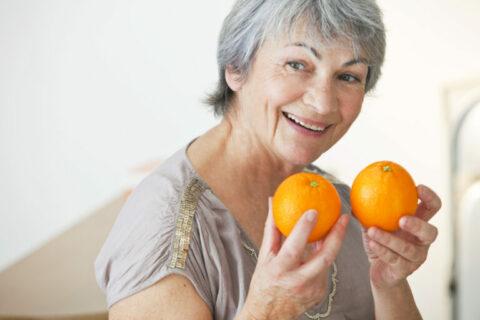 Confort digestif seniors
