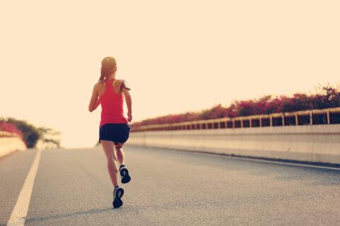 Läuferin